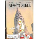 Cover Print of New Yorker, October 9 1995