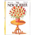 Cover Print of The New Yorker, September 10 1984