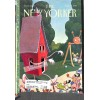 Cover Print of New Yorker, September 14 1998