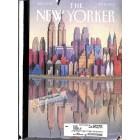 Cover Print of New Yorker, September 15 2003