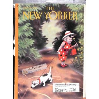 New Yorker, September 16 1996