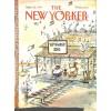 Cover Print of New Yorker, September 23 1991