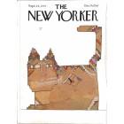 Cover Print of The New Yorker, September 24 1979