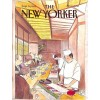 Cover Print of The New Yorker, September 26 1983