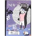 Cover Print of New Yorker, September 29 2003