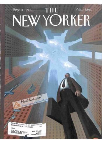 New Yorker, September 30 1996