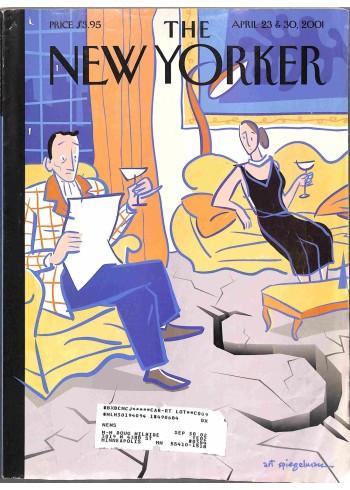 New Yorker, April 23 2001