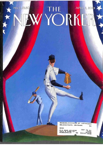 New Yorker, April 2 2001