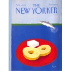 The New Yorker, April 6 1962