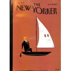 Cover Print of New Yorker, August 28 2017