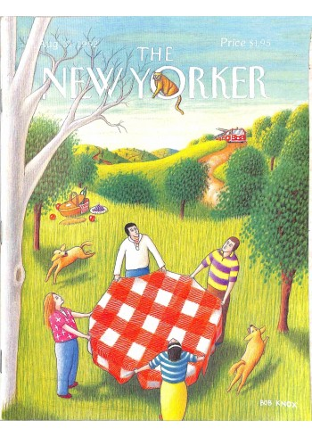 The New Yorker, August 31 1992