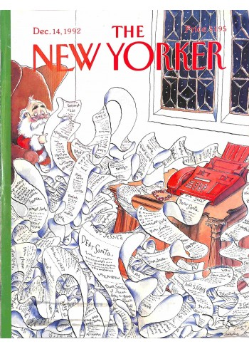 The New Yorker, December 14 1992