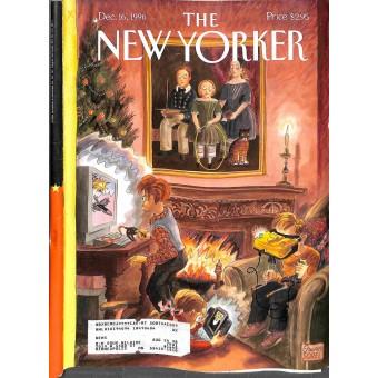 New Yorker, December 16 1996