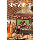 Cover Print of New Yorker, December 1 2014