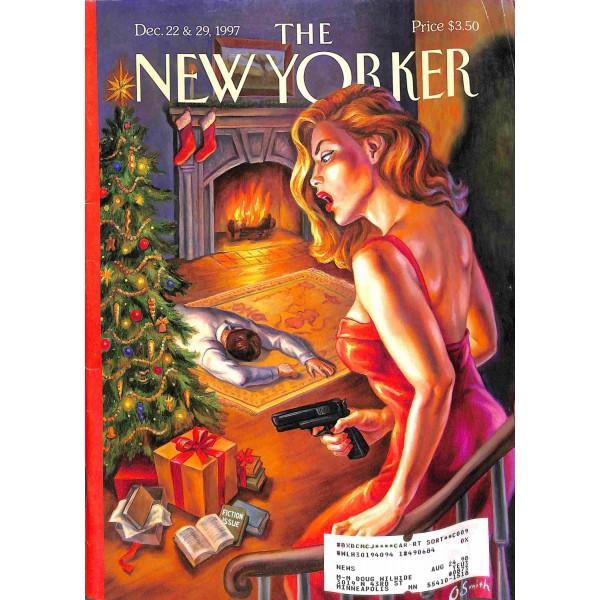 """Résultat de recherche d'images pour """"the new yorker dec 22 1997"""""""