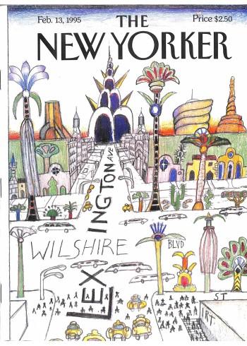 New Yorker, February 13 1995