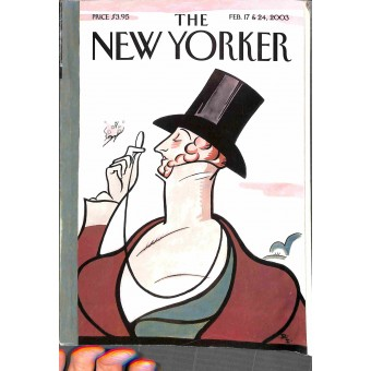 New Yorker, February 17 2003