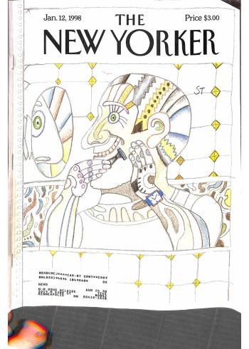 New Yorker, January 12 1998