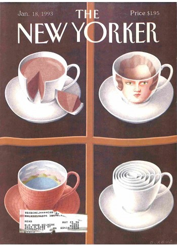 New Yorker, January 18 1993
