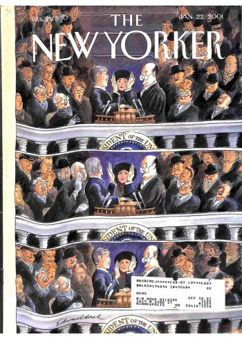 New Yorker, January 22 2001