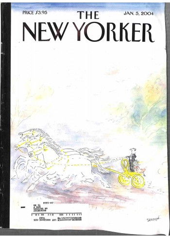 New Yorker, January 5 2004