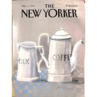 The New Yorker, January 6 1986