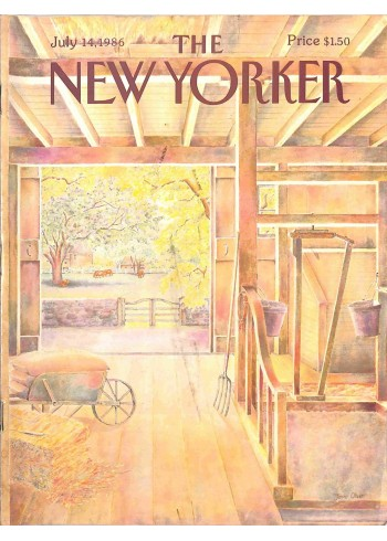 The New Yorker, July 14 1986