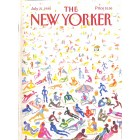 The New Yorker, July 21 1986