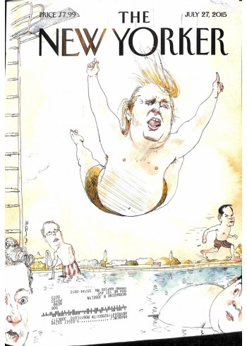 New Yorker, July 27 2015