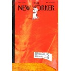 Cover Print of New Yorker, July 30 2001