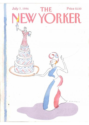 The New Yorker, July 7 1986