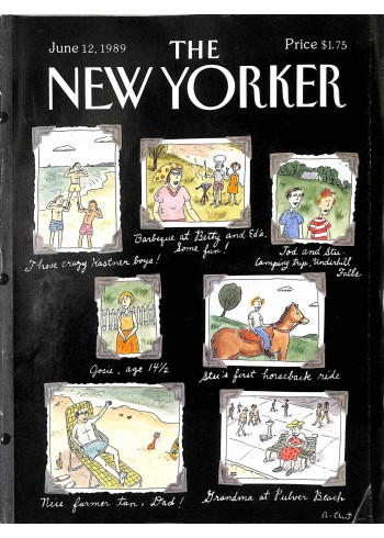 The New Yorker, June 12 1989