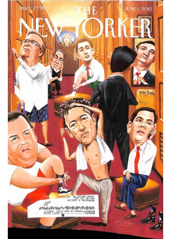 Cover Print of New Yorker, June 1 2015