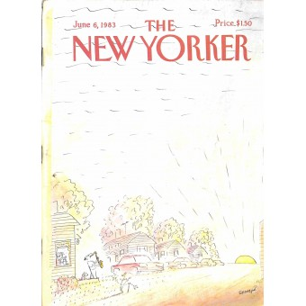 The New Yorker, June 6 1983