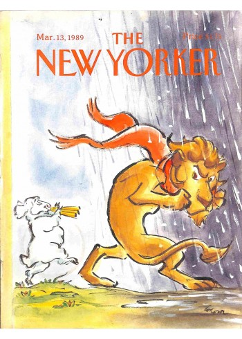 The New Yorker, March 13 1989