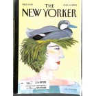 New Yorker, March 14 2005