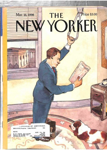 New Yorker, March 16 1998
