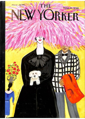New Yorker, March 19 2018