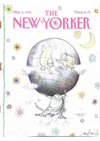 New Yorker, March 2 1992