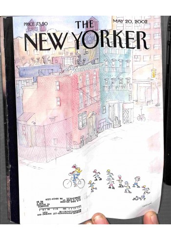 New Yorker, May 20 2002