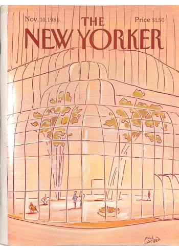 The New Yorker, November 10 1986
