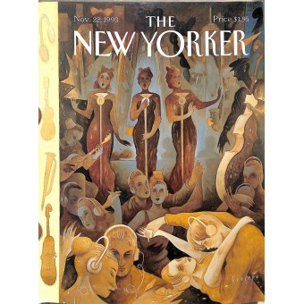 New Yorker, November 22 1993