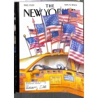 New Yorker, November 5 2001