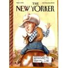 New Yorker, October 16 2000