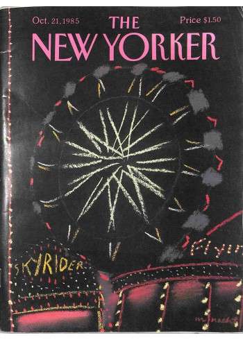 The New Yorker, October 21 1985