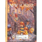 New Yorker, October 29 2001