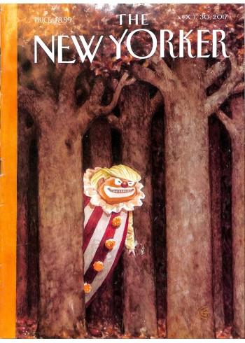 New Yorker, October 30 2017