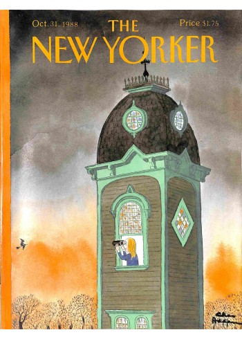 The New Yorker, October 31 1988