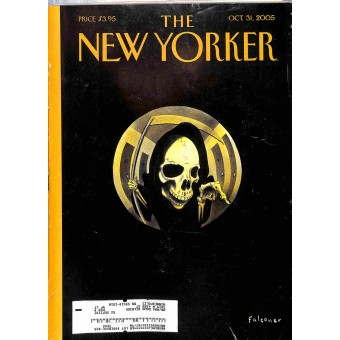 New Yorker, October 31 2005
