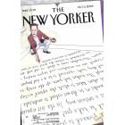 New Yorker, October 6 2003